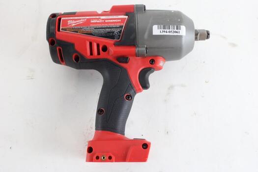 Milwaukee Torque Impact Wrench