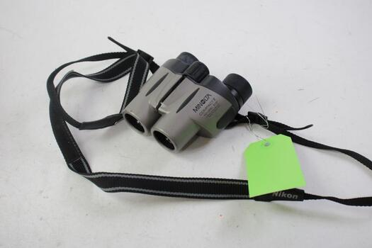 Minolta Compact 11 10x25 Long Eye Relief Multicoated Binoculars