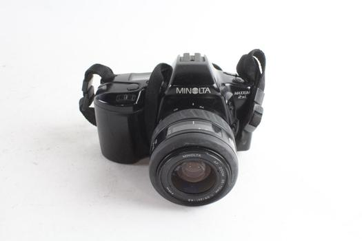 Minolta Maxxum 2xi 35mm SLR Camera