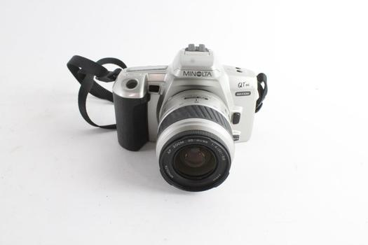 Minolta QTsi Maxxum 35mm SLR Camera
