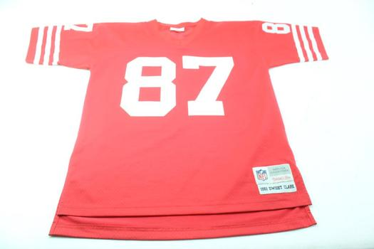 promo code bff89 2e680 Mitchell & Ness NFL Replica Collection 1982 Dwight Clark ...