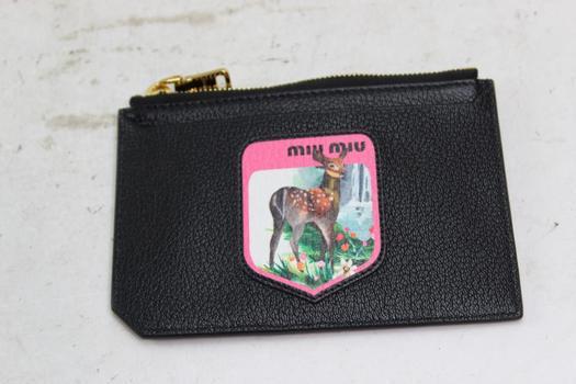 Miu Miu Womens Wallet
