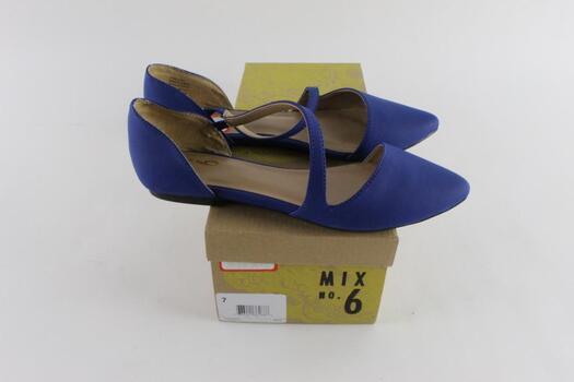 Mix No. 6 Fidelity Womens Shoes, Size 7