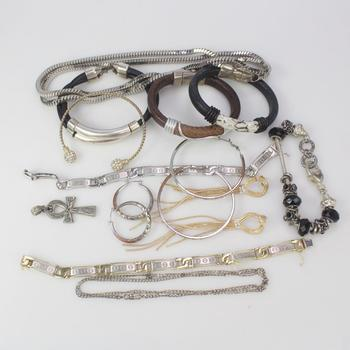 Mixed Jewelry, 11+ Pieces