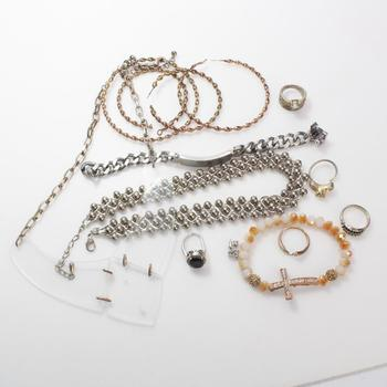 Mixed Jewelry, 12+ Pieces