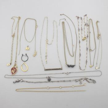 Mixed Jewelry, 13 Pieces