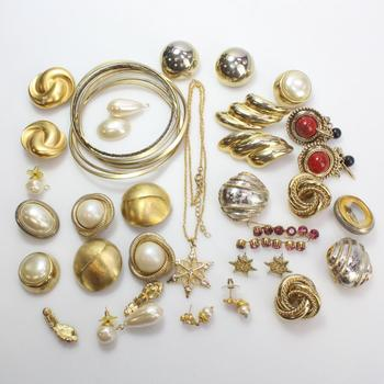 Mixed Jewelry, 14+ Pieces