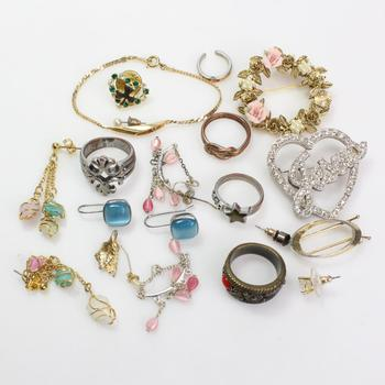 Mixed Jewelry, 15+ Pieces
