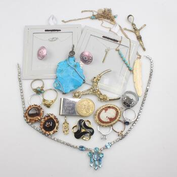 Mixed Jewelry, 16+ Pieces