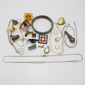 Mixed Jewelry, 17+ Pieces