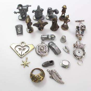 Mixed Jewelry, 18+ Pieces