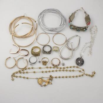 Mixed Jewelry, 19+  Pieces