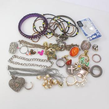 Mixed Jewelry, 20 Pieces