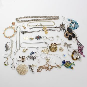 Mixed Jewelry, 20+ Pieces