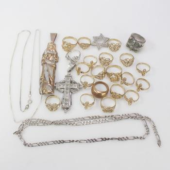 Mixed Jewelry, 25+ Pieces