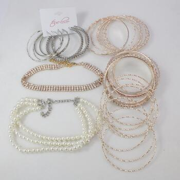 Mixed Jewelry, 28+ Pieces