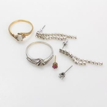 Mixed Jewelry, 5 Pieces