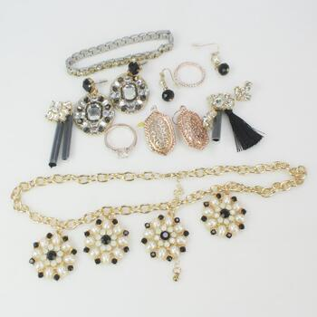 Mixed Jewelry, 6+ Pieces