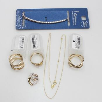 Mixed Jewelry, 6 Pieces