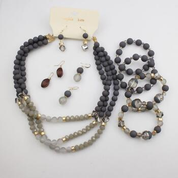 Mixed Jewelry, 7 Pieces