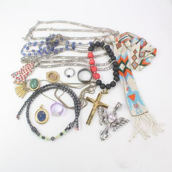 Mixed Jewelry, 8+ Pieces