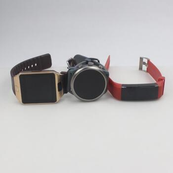 Mixed Watches, 3 Smartwatches