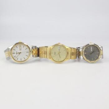 Mixed Watches, 3 Watches