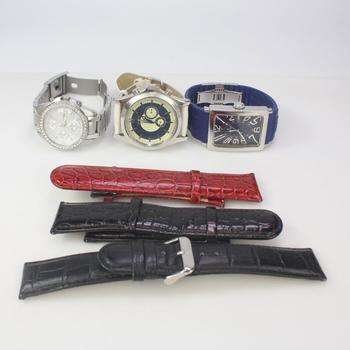 Mixed Watches, 3 Watches, 3 Watch Bands