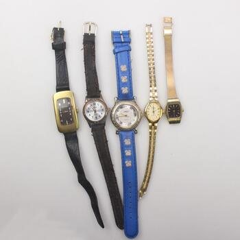 Mixed Watches, 5 Watches
