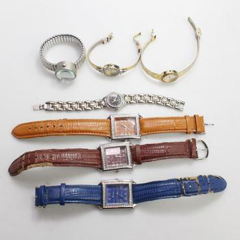 Mixed Watches, 7 Watches