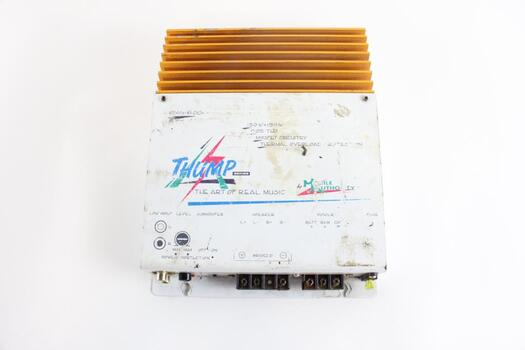Mobile Authority Amplifier