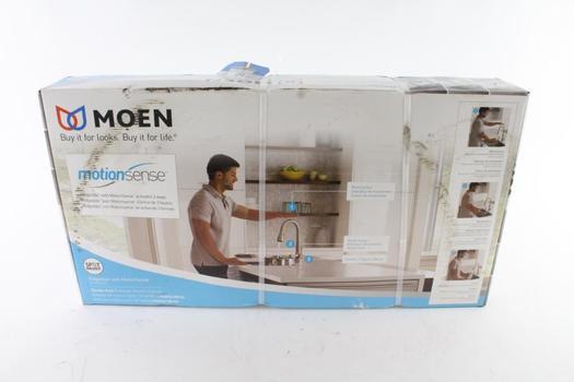 Moen Ridgedale Kitchen Faucet With MotionSense