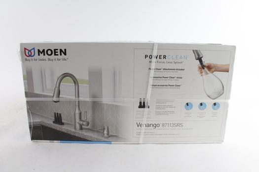 Moen Venango Pulldown Kitchen Faucet