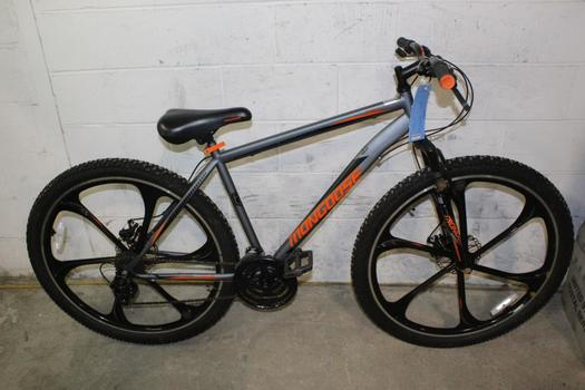 Mongoose Billet Mountain Bike