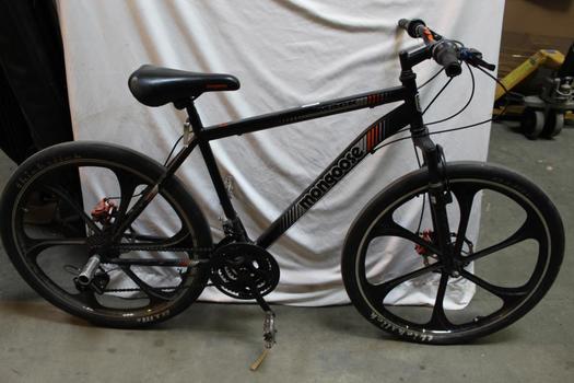 Mongoose Mack Front Suspension Urban Bike