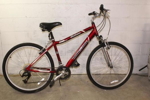 Mongoose Sahara Mountain Bike