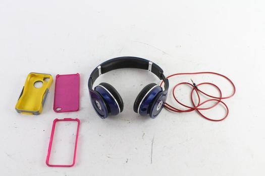 Monster Audio Beats Wireless/Wired Headphones