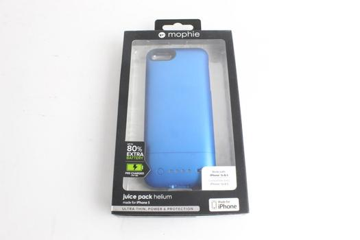 Mophie Juice Pack Helium Case, For Apple IPhone 5s & 5