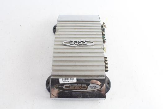 Dual Xpr4640 Mosfet Power Supply Amplifier | Property Room