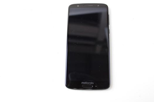 Motorola Android Smartphone, Unknown Carrier, Google Account Locked, Sold For Parts