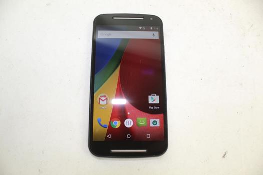 Motorola Moto G 2nd Gen, 16GB, Unknown Carrier