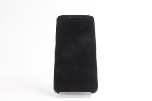 Motorola Moto G Play 4 , Google Account Locked, Sold For Parts