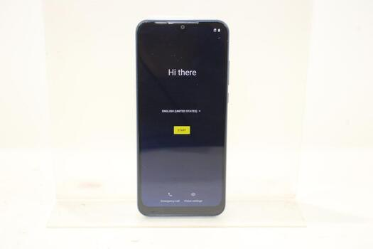 Motorola Moto G Play 9th Gen, 32GB, Metro By T-Mobile, Google Account Locked, Sold For Parts