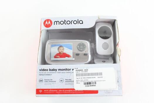 Motorola Video Baby Monitor And Camera
