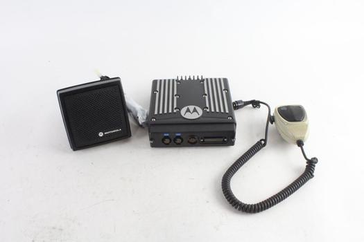 Motorola XTL2500 Two-Way Radio