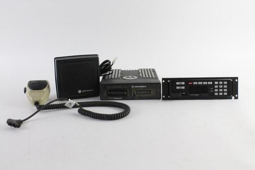 Motorola XTL5000 Mobile Radio