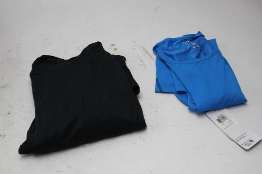 Mountain Hard Ware Shirts, Size L, 2 Pieces