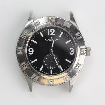 Movado Black Dial Watch