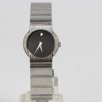 Movado Diamond Concerto Watch