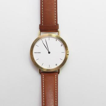 Movado Limited Edition M/125 Watch